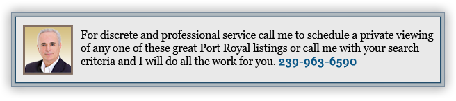 Port Royal Real Estate