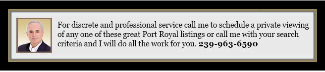 Port Royal Real Estate