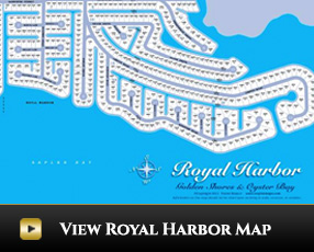 Royal Harbor Community Map