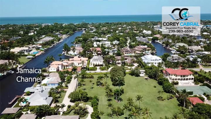 Aqualane Shores Real Estate in Naples, Florida