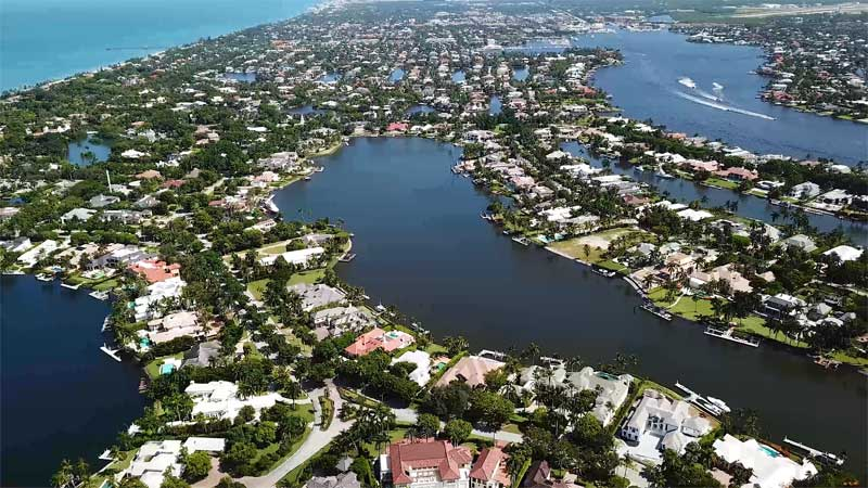 Naples Luxury Waterfront Real Estate in Florida